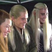 Le Hobbit 2 : Une bande-annonce, deux fans hystériques, trois acteurs hilares
