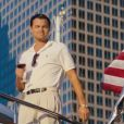 Leo DiCaprio bling-bling pour The Wolf of Wall Street.