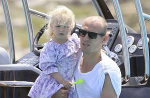 Arjen Robben du Bayern Munich : Papa attentionné pour des vacances en famille