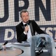 Michel Denisot sur le plateau du Grand Journal de Canal+ le 15 mai 2013