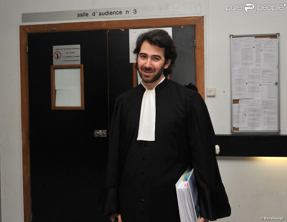 Antonin Lévy à Nanterre, le 28 février 2013.