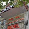Michel Sardou en concert à l'Olympia à Paris le 7 juin 2013.