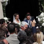 Mariage de Thomas Langmann et Céline Bosquet : Une union de rêve en Corse