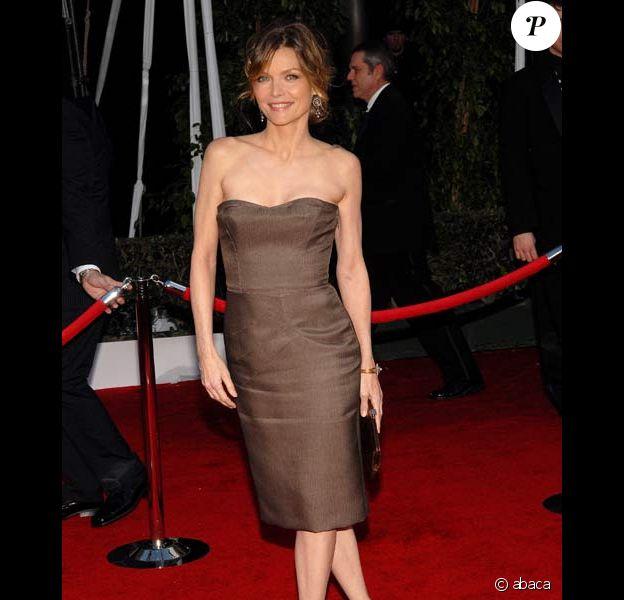 Michelle Pfeiffer en janvier 2008