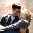 Michelle Pfeiffer avec George Clooney en 1996