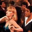 Michelle Pfeiffer et Al Pacino dans Scarface en 1983