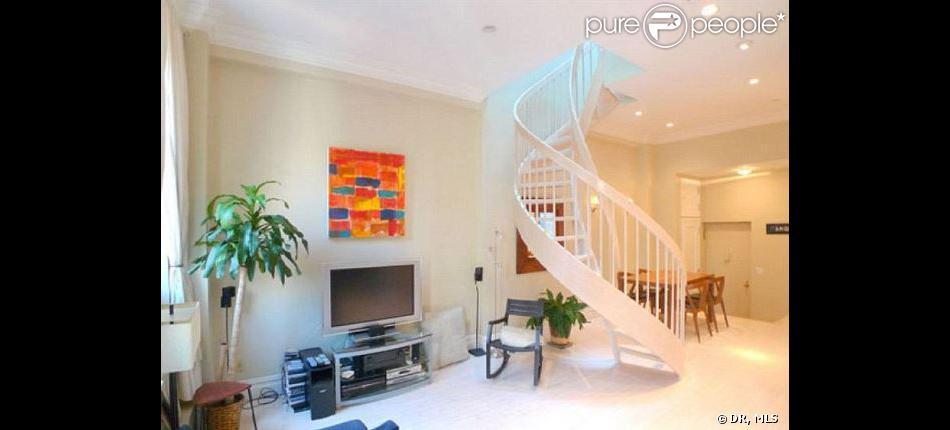 Jessica Chastain s'est offert ce très joli appartement à New York pour la somme de 1,4 million de dollars.