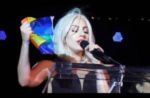 Lady Gaga : Come-back ému et impressionnant à la Gay Pride new-yorkaise