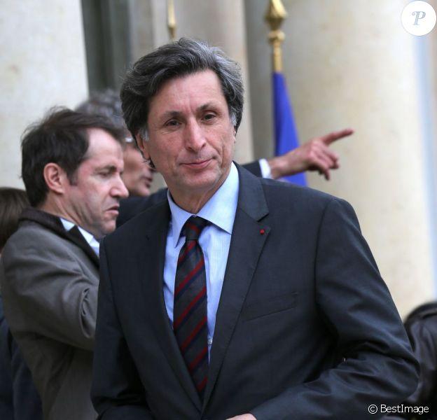 Patrick de Carolis en juin 2013 à Paris