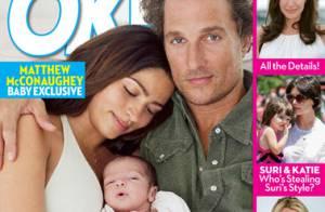 PHOTO : Découvrez le petit garçon de Matthew McConaughey !