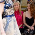 US actress Kristen Stewart attending Zuhair Murad Haute Couture Autumn-Winter 2013-2014 Fashion show at Palais Montmorency in Paris, France on July 4, 2013. Photo by Nicolas Briquet/ABACAPRESS.COM04/07/2013 - Paris