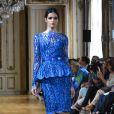 Défilé Zuhair Murad haute couture automne-hiver 2013-2014 à la Villa Montmorency. Paris, le 4 juillet 2013.