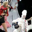 Taylor Swift  en concert avec le Red Tour, à Vancouver au Canada, le 29 juin 2013.