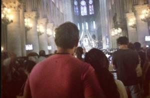 Eva Longoria et Ernesto Arguello : Amoureux à Paris, ils jouent les touristes