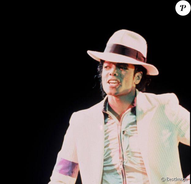 Michael Jackson lors des Grammy Awards en 1988