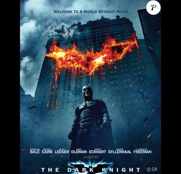 Affiche de Batman The Dark Knight