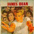 James Dean:affiche de LAaFureur de Vivre