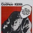 Gary Cooper: affiche de La Lame Nue (The Naked Edge)