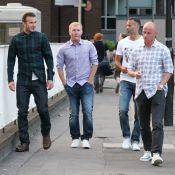 David Beckham : Retrouvailles émouvantes avec ses anciens partenaires de United