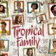 Pochette de la compilation Tropical Family.