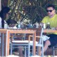 Lea Michele et Cory Monteith en vacances à Puerto Vallarta, le 7 mai 2013.