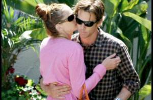PHOTOS EXCLUSIVES : Julia Roberts, pause tendresse avec son mari...