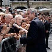George Clooney : Elégant et radieux, le célibataire met Paris à ses pieds