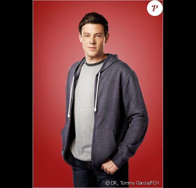 Cory Monteith dans Glee.