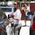 Jennifer Garner à Encino, Californie, le 16 juillet 2013.