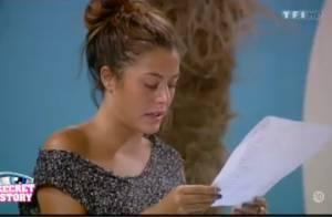Secret Story 7: Le secret d'Eddy révélé, Anaïs, émue, déclare son amour à Julien