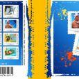 La Poste qui a publié une série de timbres à l'effigie des plus grands nageurs de l'histoire de la natation française