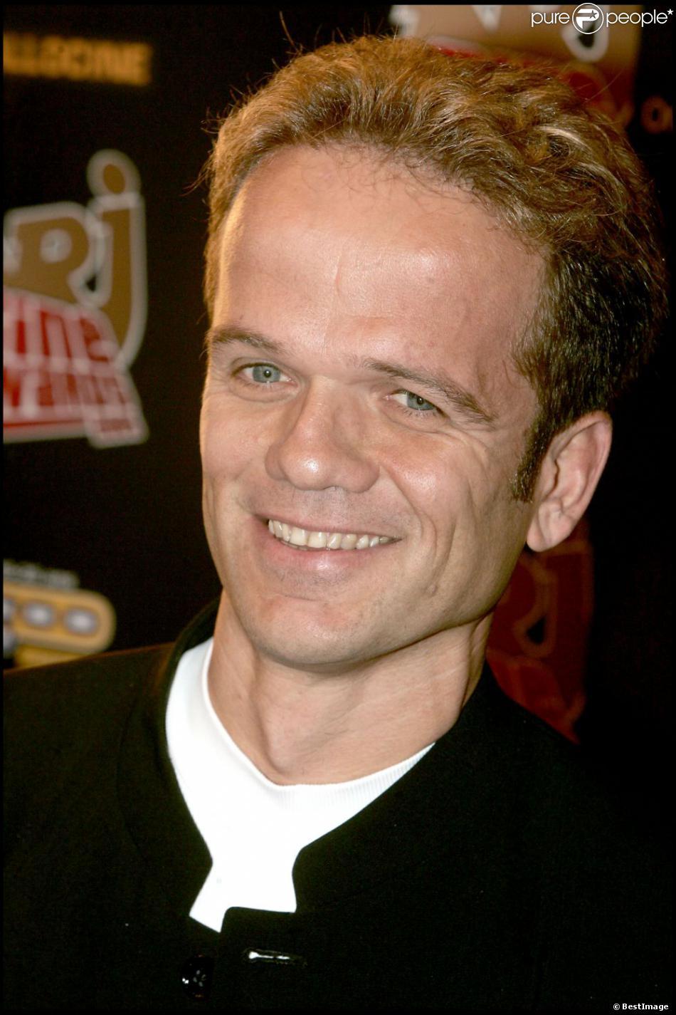 Passe-Partout aka André Bouchet lors des NRJ Ciné Awards à Paris le 30 septembre 2005.
