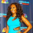 """Mel B - Les juges d'""""America's Got Talent"""" lors de la soirée de lancement des émissions en direct à New York, le 23 juillet 2013."""