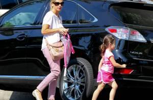 Sarah Michelle Gellar : Maman radieuse avec sa fille Charlotte, sportive girly