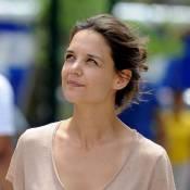 Katie Holmes : Dépressive mais éclatante, la belle s'amuse sur Mania Days