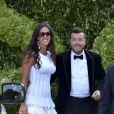 Invités au mariage de Tina Turner avec Erwin Bach sur les rives du lac de Zurich en Suisse le 21 juillet 2013