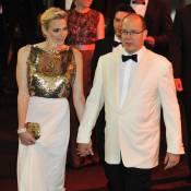 Charlene et Albert de Monaco se préparent pour le superbe gala de la Croix-Rouge