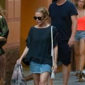 Kylie Minogue : Quadra chic et stylée, le séjour de rêve se poursuit en Italie