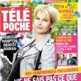 Télé Poche annonce que Céline Dion pourrait devenir marraine de l'émission Les chansons d'abord, en kiosques le 29 juillet 2013.