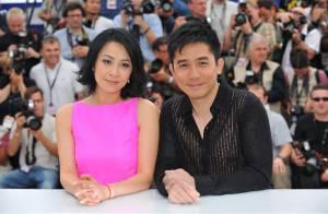 Tony Leung Chiu-wai, primé au Festival de Cannes, s'est marié !
