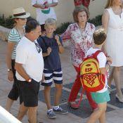 Sofia, Elena, Cristina d'Espagne : Les enfants royaux mettent les voiles à Palma