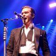Justin Timberlake sur scène à New York, le 5 mai 2013.