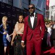 LeBron James et sa fiancée Savannah Brinson aux ESPY Awards 2013 à Los Angeles. Le 17 juillet 2013.