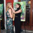 Brie Larson et Shailene Woodley lors de l'avant-première du film The Wpectaculair Now à Los Angeles le 30 juillet 2013