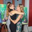 Brie Larson, Shailene Woodley lors de l'avant-première du film The Wpectaculair Now à Los Angeles le 30 juillet 2013