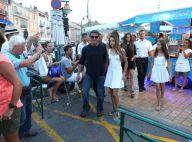 Sylvester Stallone : En famille à Saint-Tropez, il provoque une émeute