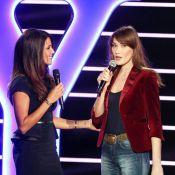 Carla Bruni et Jenifer : Invitées d'honneur de Karine Ferri pour un superbe show