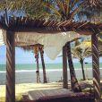 Alessandra Ambrosio profite de ses vacances en famille au Brésil. Juillet/Août 2013