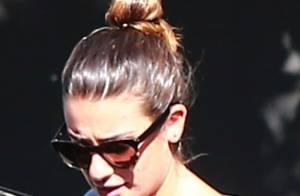 Lea Michele : Elle enregistre une chanson hommage à Cory Monteith