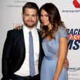 Jack Osbourne et Lisa au 20e gala Race to Erase MS Love To Erase MS, à Century City, le 3 mai 2013.